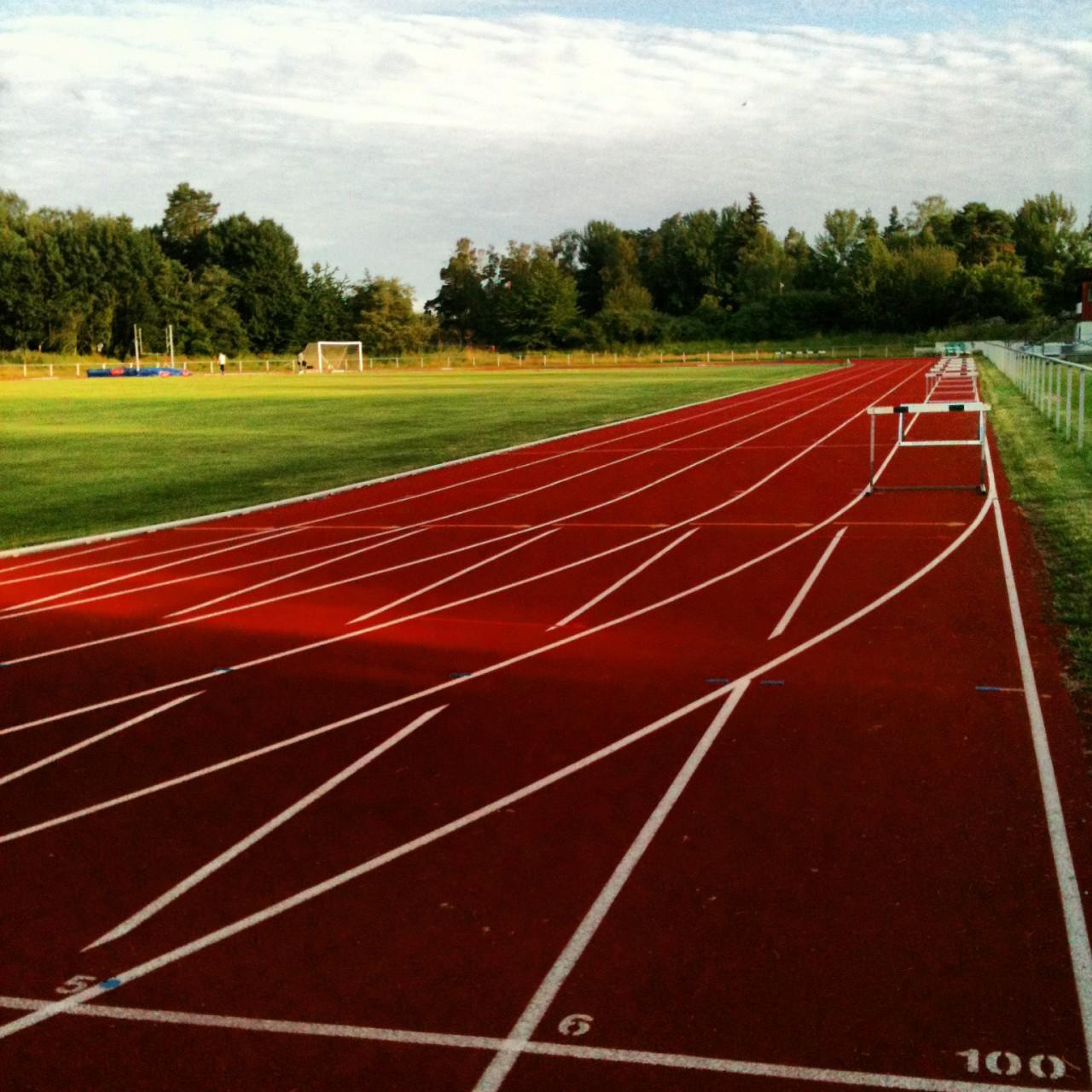 Danderyds gymnasiums löparbana