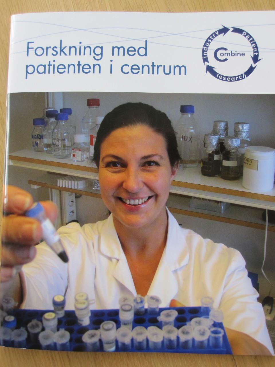 Forskning med patienten i centrum