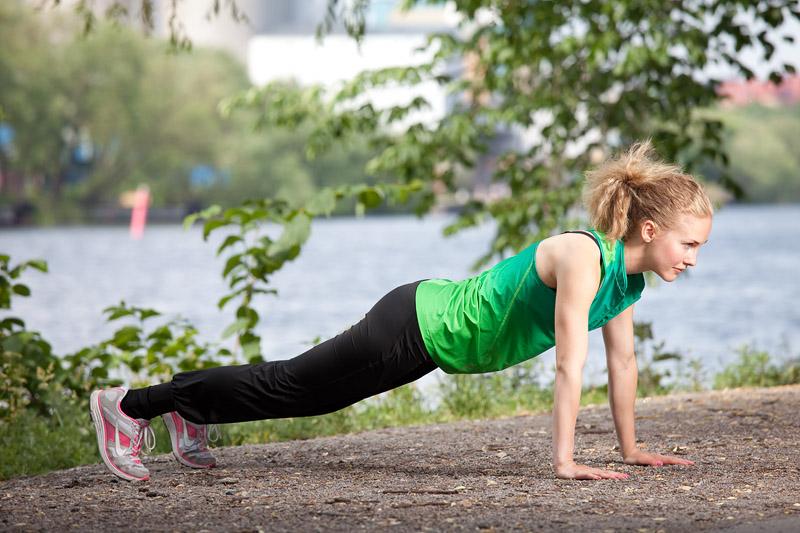 Jenny träningsprogram