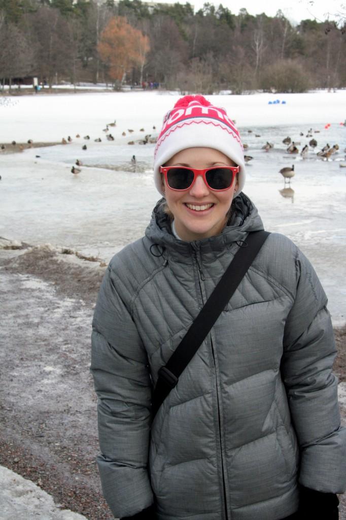 Jenny vid Lötsjön