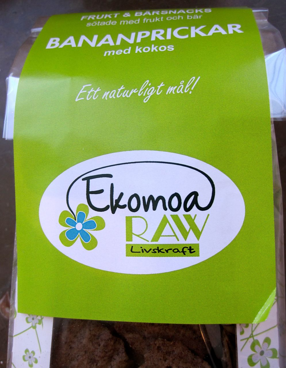 Eko raw banan
