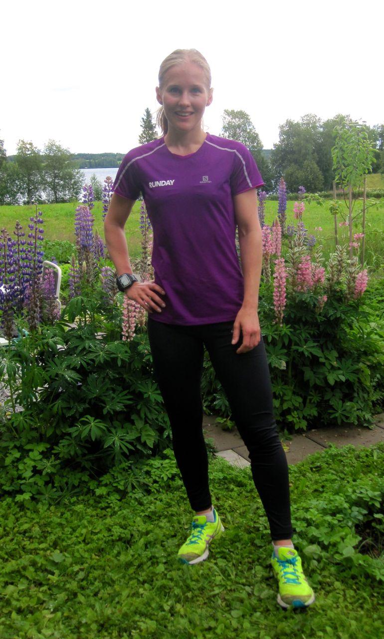 Jenny löpning i Mårdsund