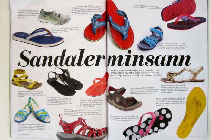 Sandaler minsann