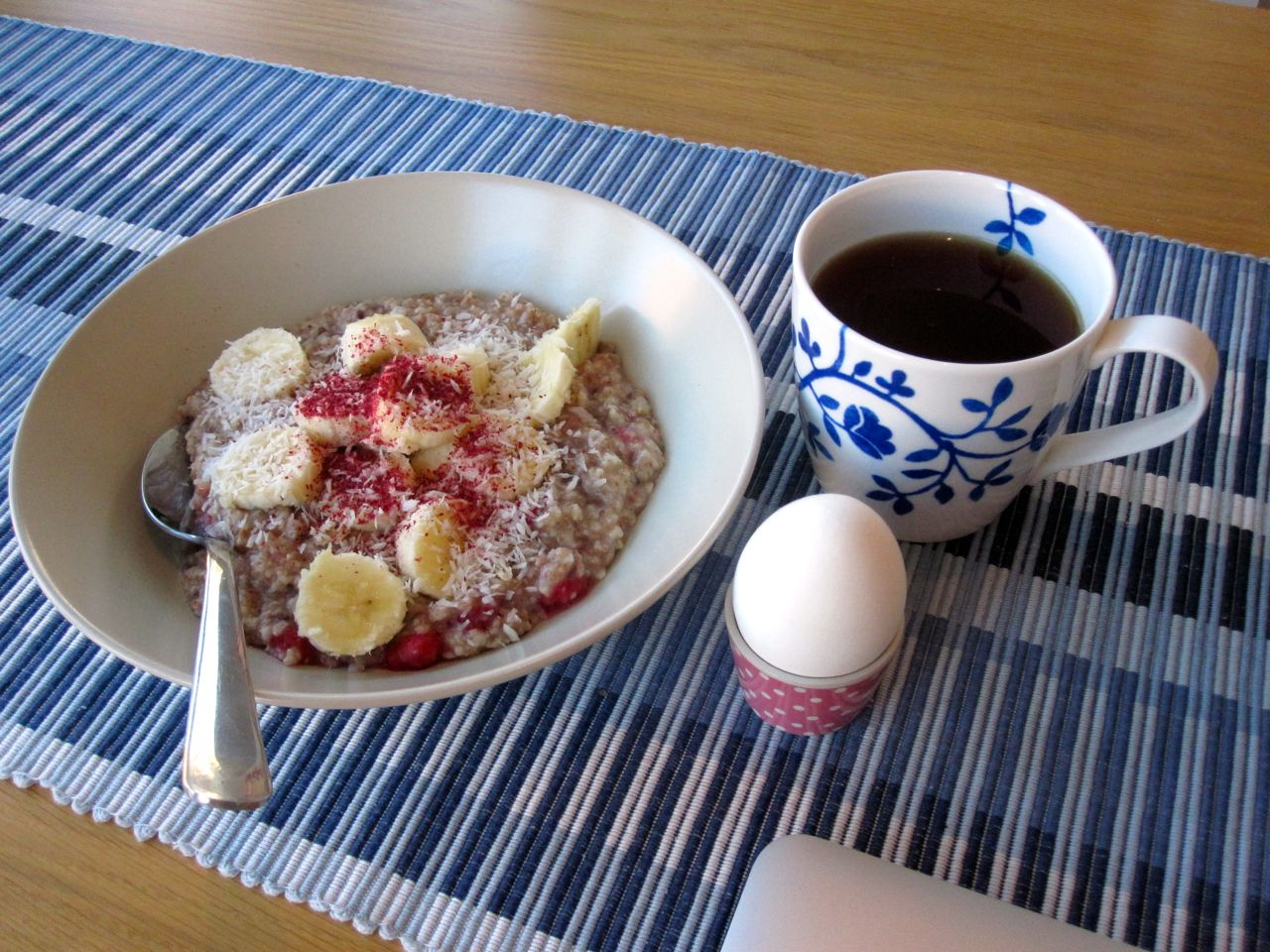 Grötfrukost