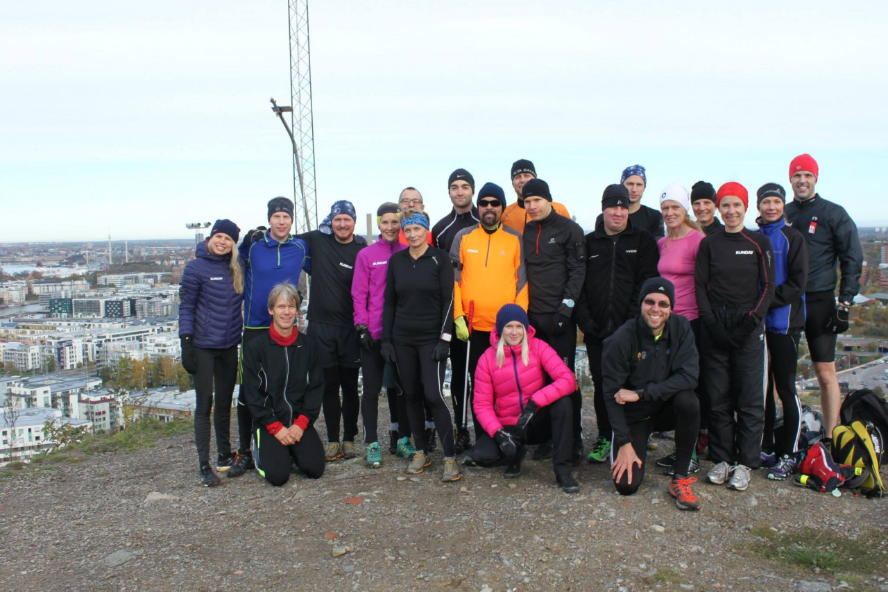 Runday Hammarbybacken 1