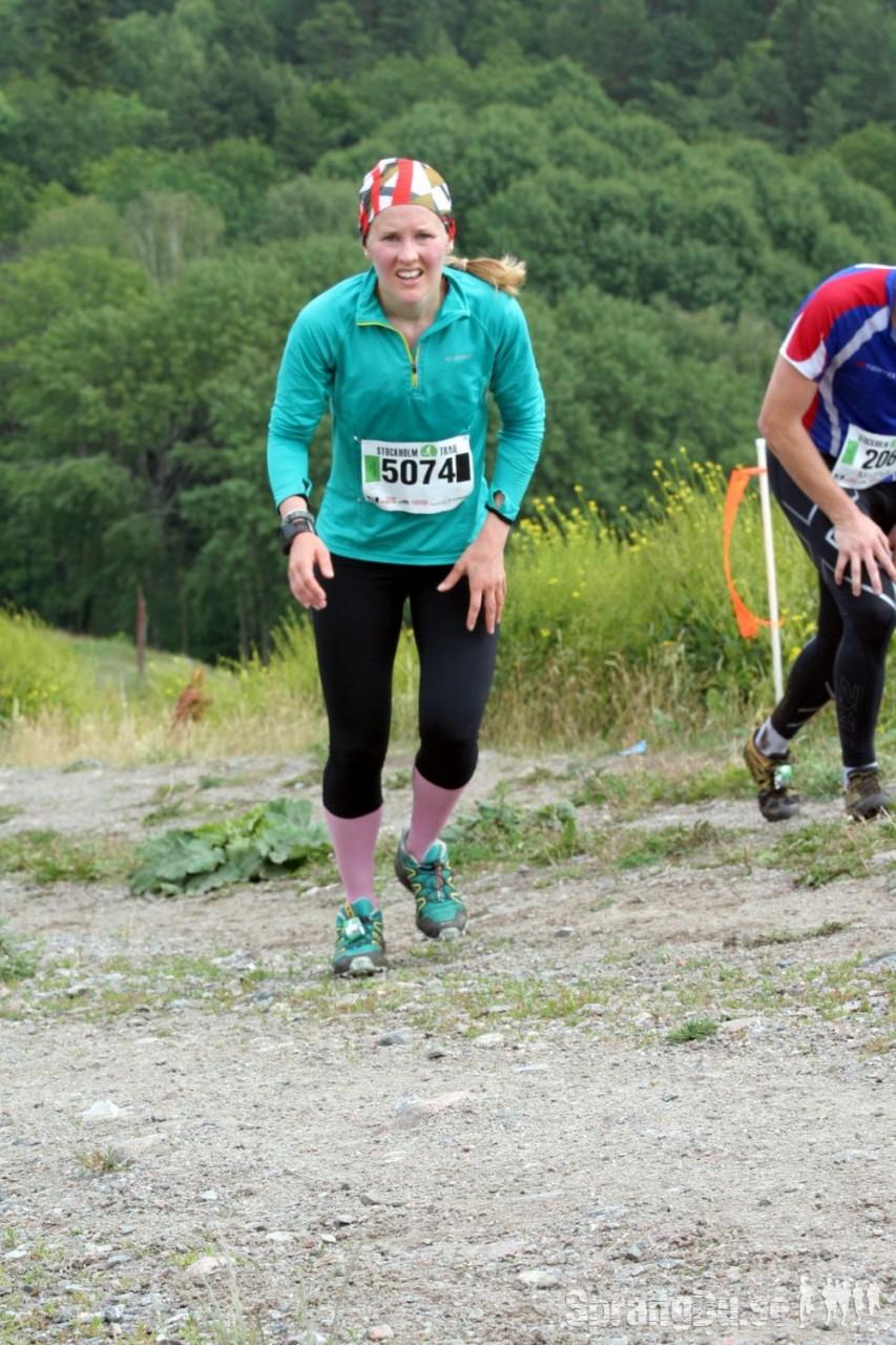 Jenny Stockholm trail