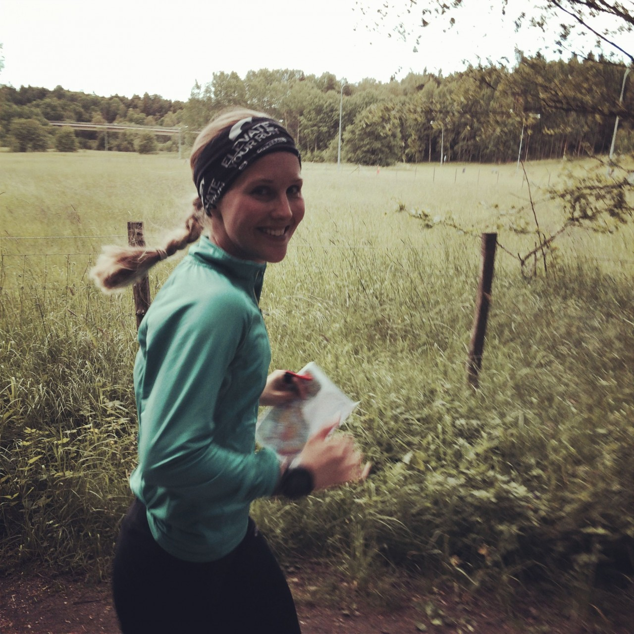 Jenny orientering