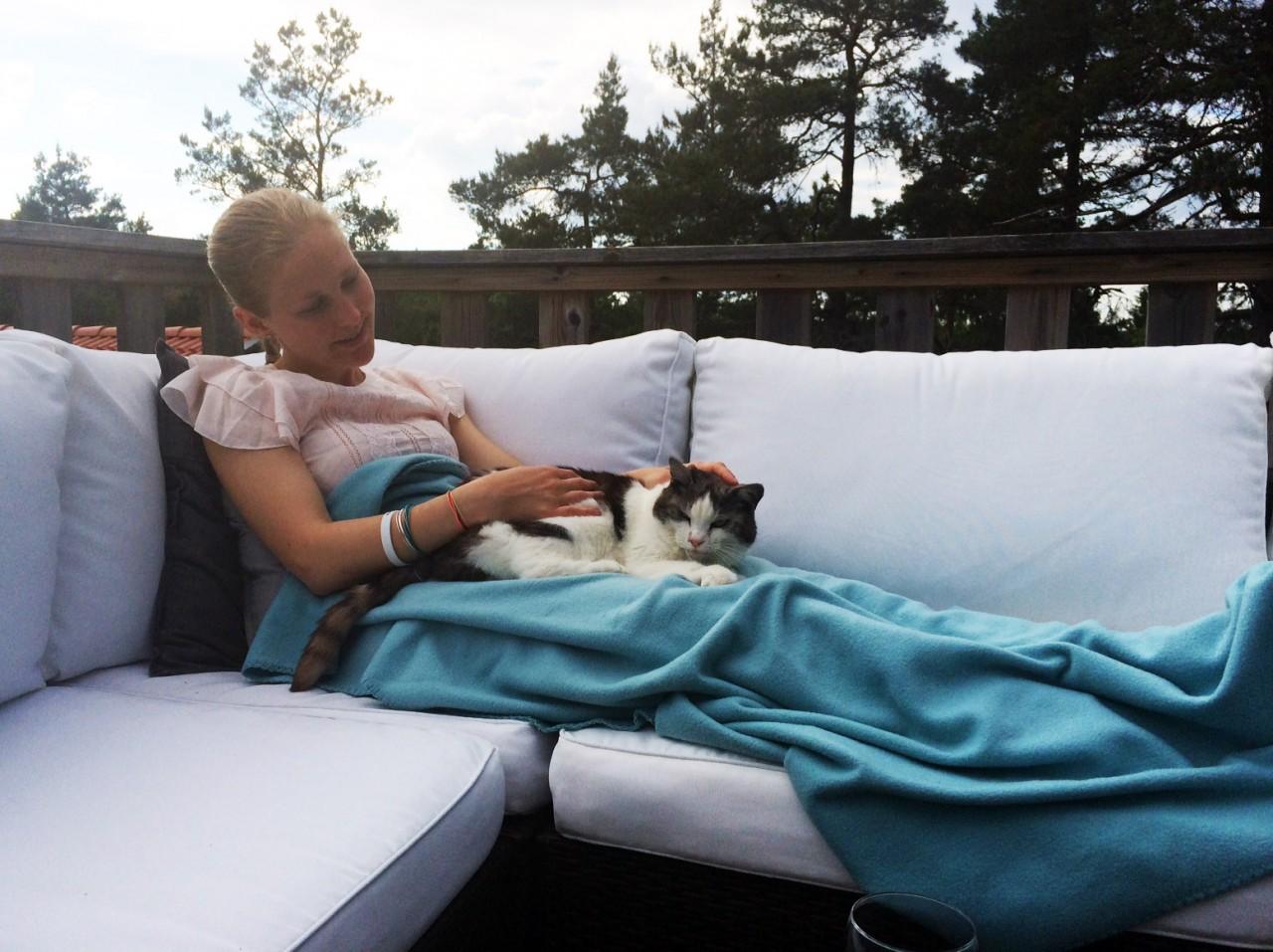 Jenny och Kasper