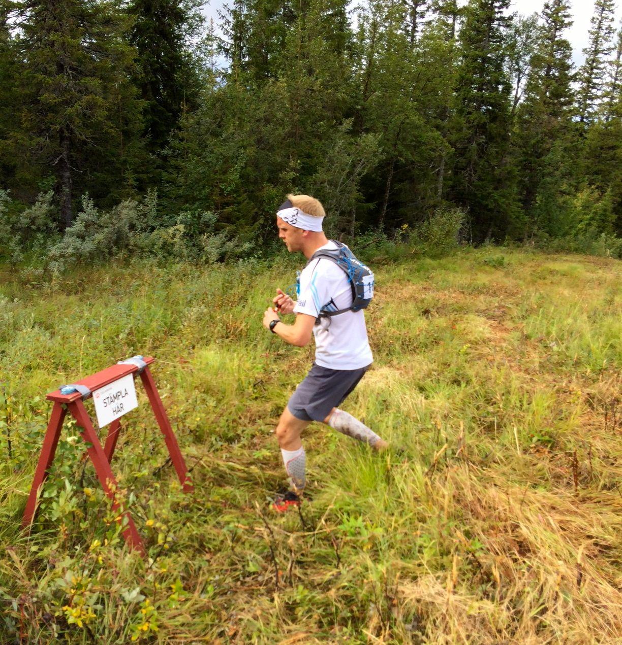 Fjällmaraton Jonas